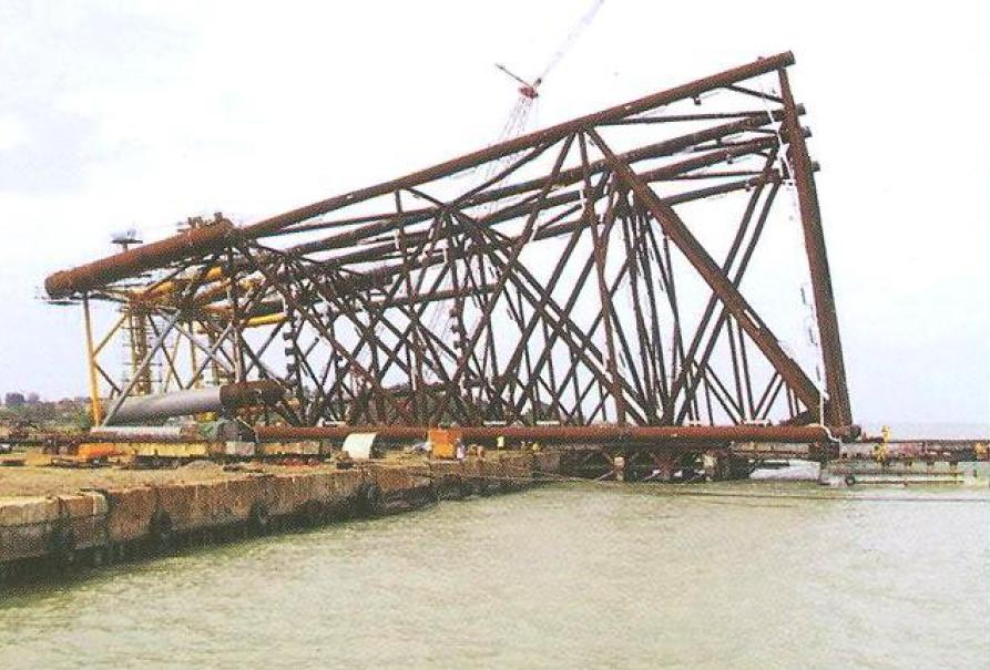 پروژه توسعه میدان نفتی بلال