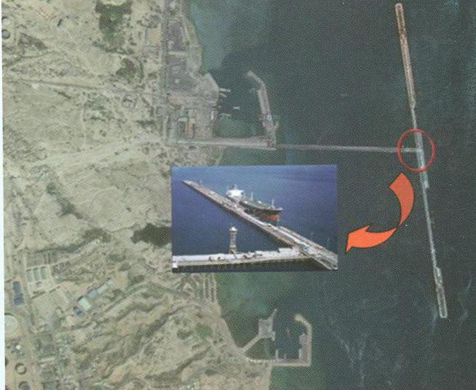 پروژه طراحی و بازسازی پایه نفتی